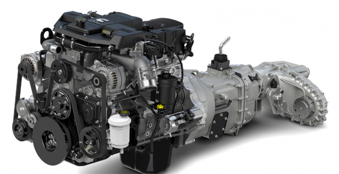 2020 Dodge Ram 2500 Engine