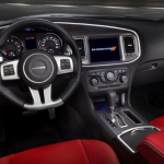 2019 Dodge Charger Demon Interior