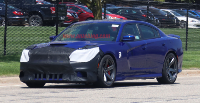 2019 Dodge Hellcat Charger Exterior