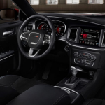 2019 Dodge Hellcat Charger Interior