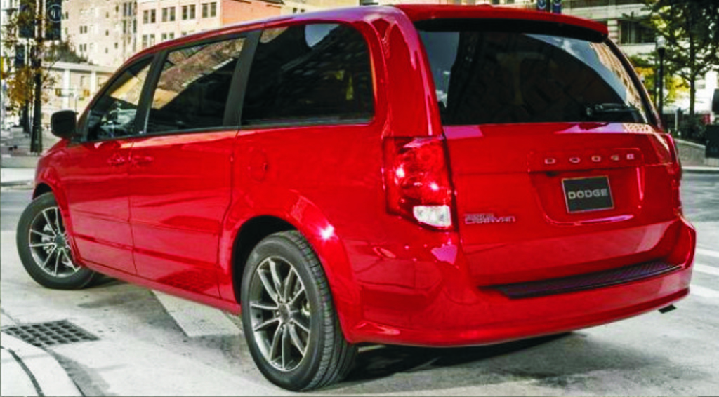 2019 Dodge Caravan Redesign, Changes, Price | Dodge Engine ...