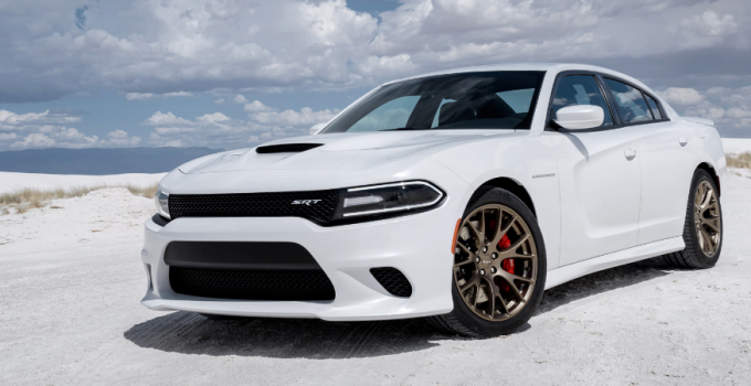 2019 Dodge Hellcat Widebody Exterior