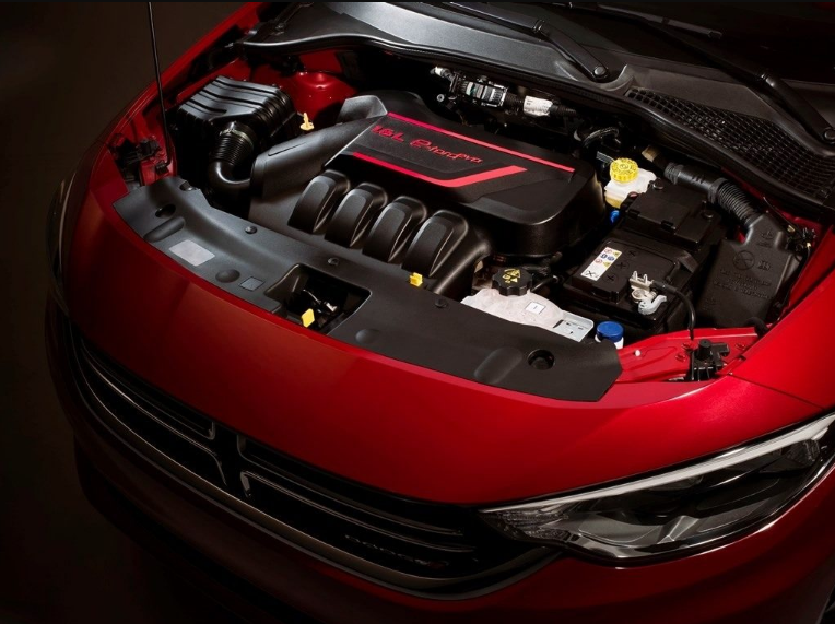 2019 Dodge Neon engine