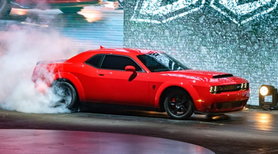 2020 Dodge Challenger Srt Specs Interior Price Dodge Engine News
