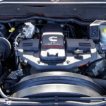 2019 Dodge 3500 engine