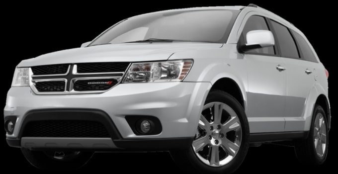 2019 Dodge Journey Colors Exterior