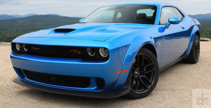 2019 Dodge Scat Pack Exterior