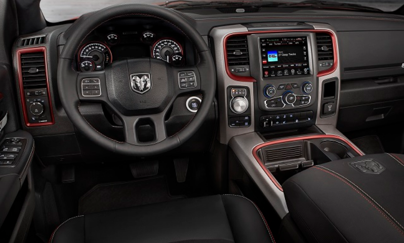 2019 Dodge TRX Interior