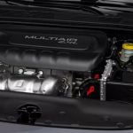2021 Dodge Dart engine