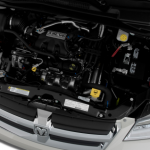 2021 Dodge Grand Caravan SXT Engine