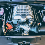 New 2021 Dodge Charger Engine